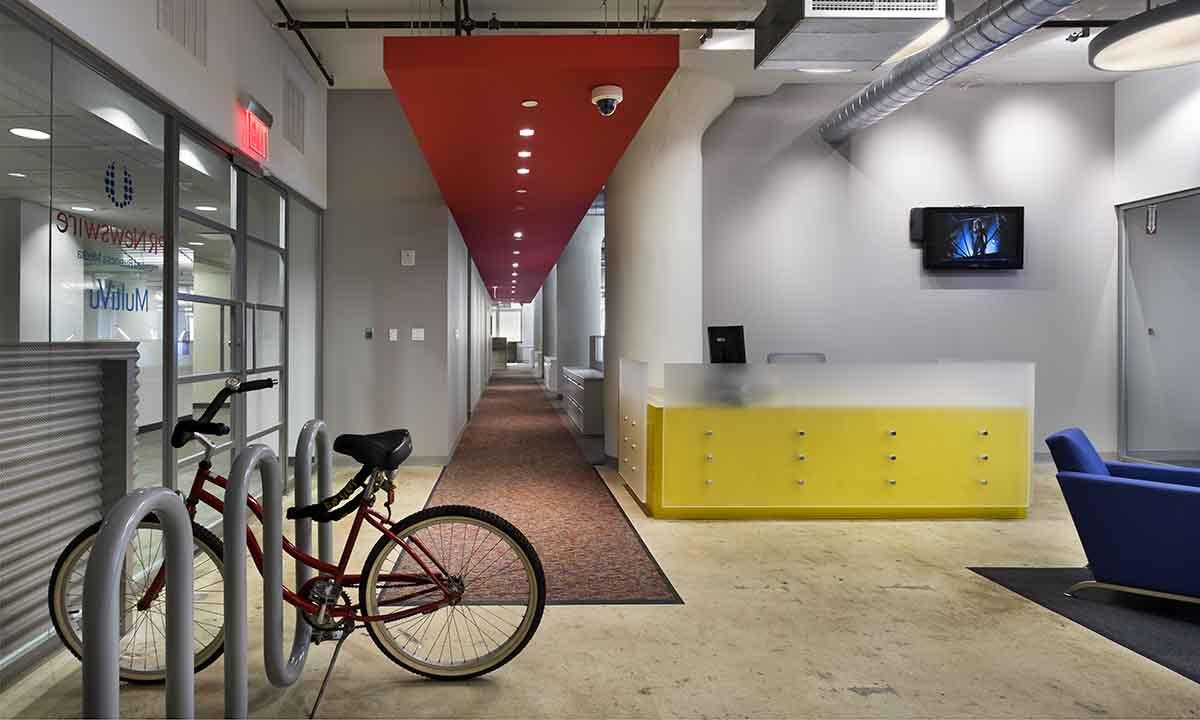 PR Newswire, Location: New York NY, Architect: M Castedo Architects. PR Newswire is a corporate media distribution company.